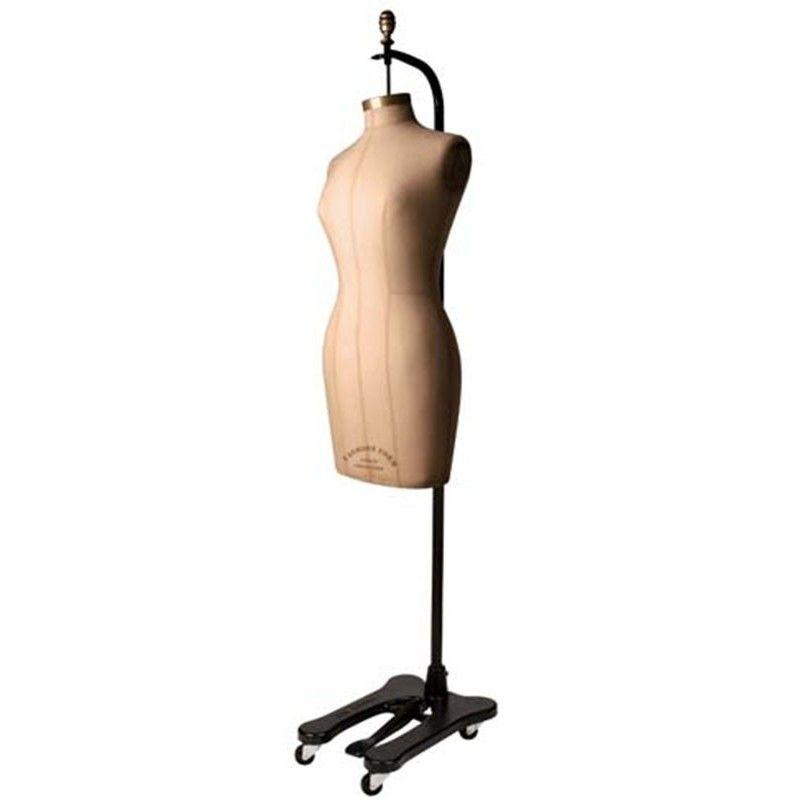 Femme mannequin buste couture vintage