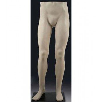 JAMBE HOMME MANNEQUIN LEGS...