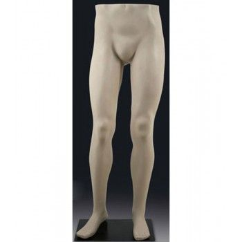 Man leg mannequin legs male flesh