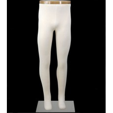 Mannequin male legs flexible dp726