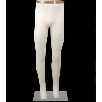 Mannequin jambes homme flexibles dp726
