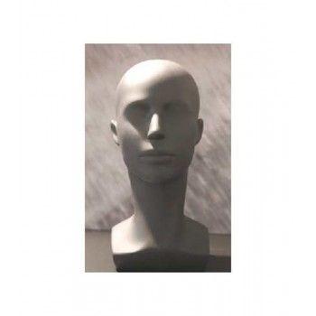 TETE MANNEQUIN VITRINE HOMME WSK02