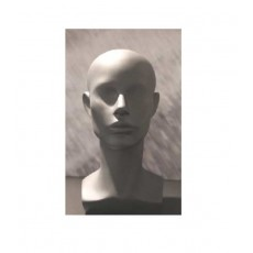 Tete mannequin vitrine femme wsk01