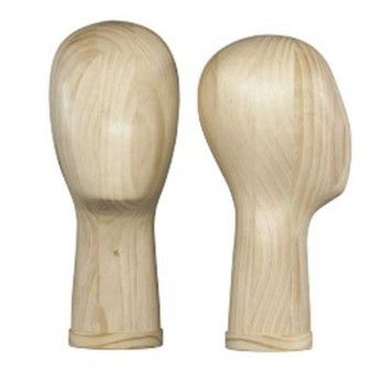 Display wooden head frmt-01