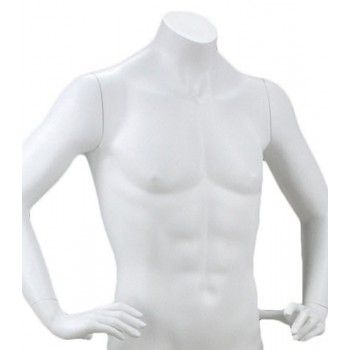 Mannequin buste homme y461/2