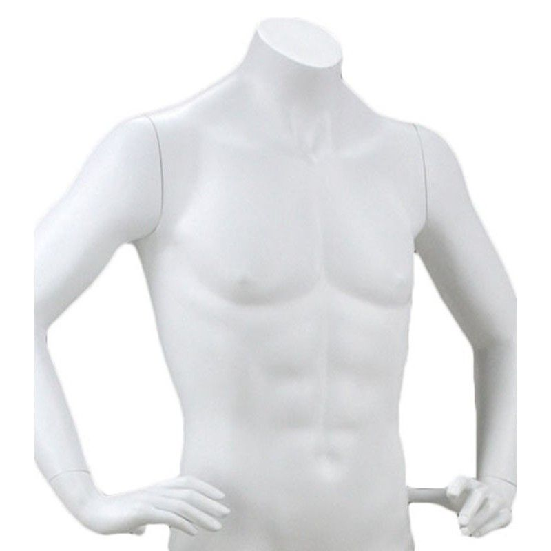 Mannequin buste homme y461/2