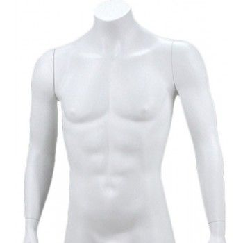 MANNEQUIN BUSTE HOMME Y460