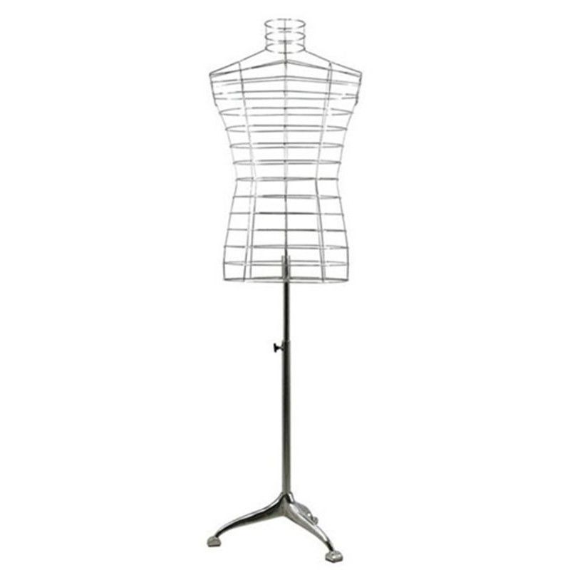 Mannequin bust man bust cage m