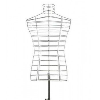 Mannequin buste homme bust cage m