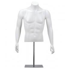 Bust mannequin man y420