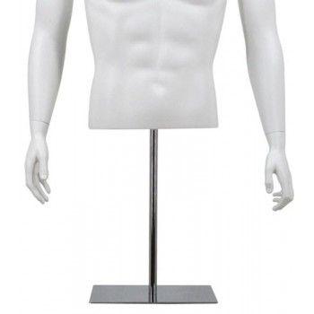 Homme mannequin buste y420