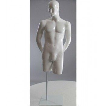 Maniquí busto hombre : Torso tp26 mns