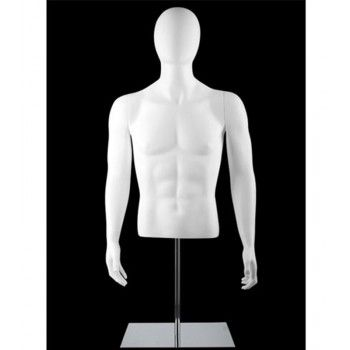 Bust mannequin men y420/3 head