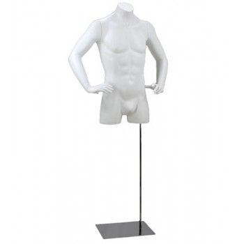 Mannequin buste homme y461