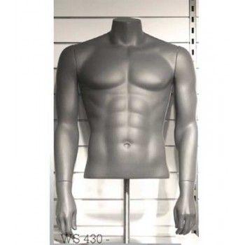 Buste mannequin sport homme ws430