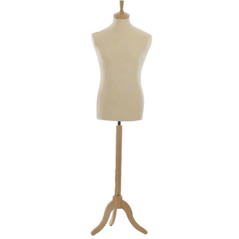 Busto costura masculino bu9551p52