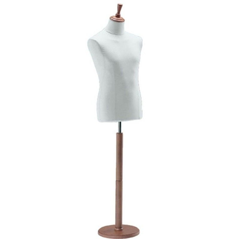 Mannequin tailored bust man male bust natural