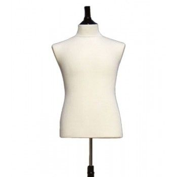 Mannequin tailored bust man vendome xl