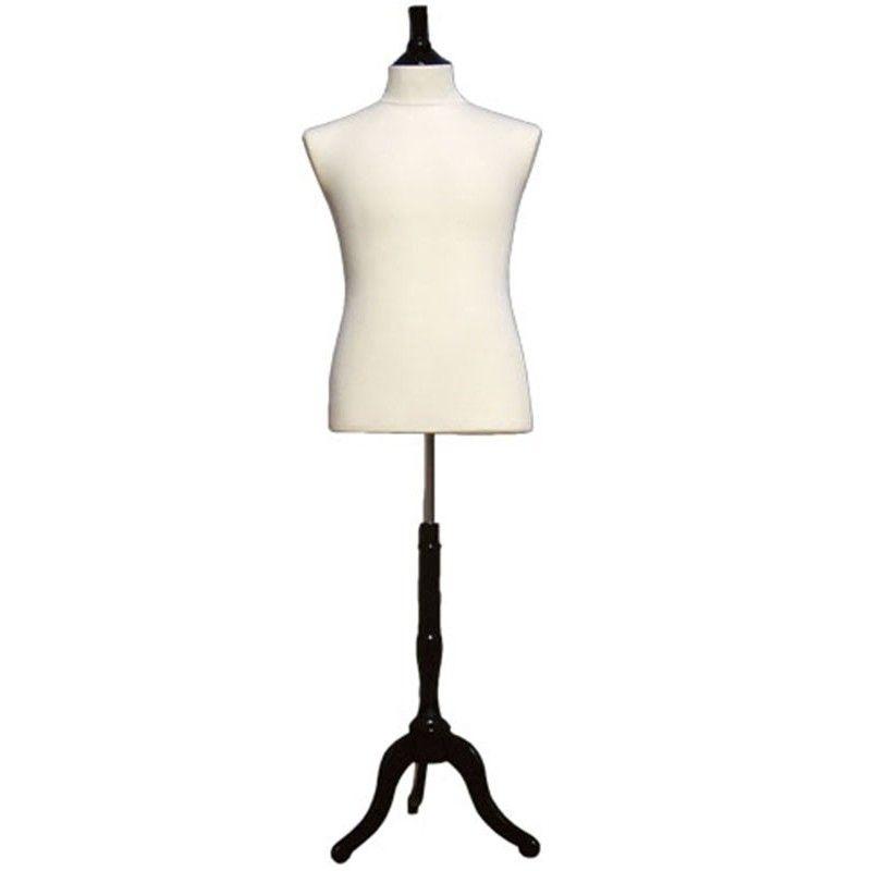 Mannequin buste couture homme buste vendome h xl
