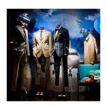 Mannequin tailored bust man buste homme chicago