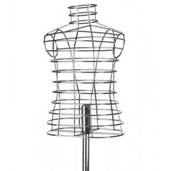 Enfant mannequin buste 4 ans en forme de cage
