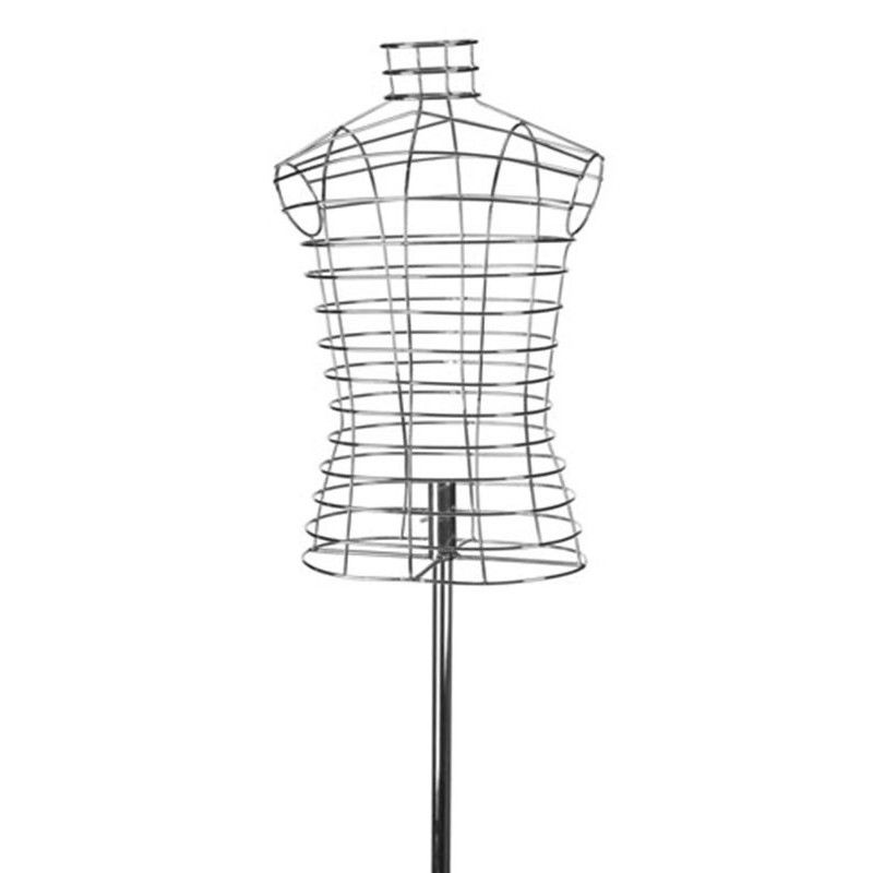 Child bust mannequin buste cage child 8y