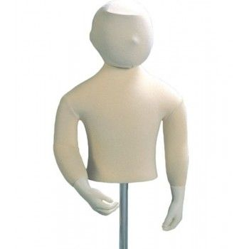 MANNEQUIN BUST CHILD BUSTE 2/3ANS
