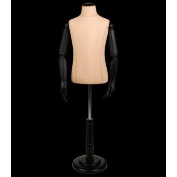 mannequin child tailored bust bce5 1 bo mannequins online. Black Bedroom Furniture Sets. Home Design Ideas