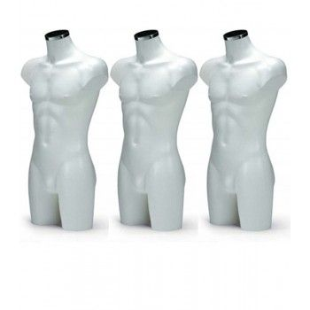HOMME MANNEQUIN PACK BUSTE PACK SHOW