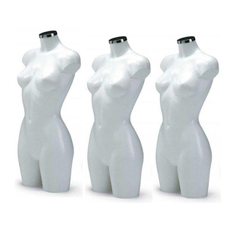 Damen paket büste schaufensterpuppe pack basic