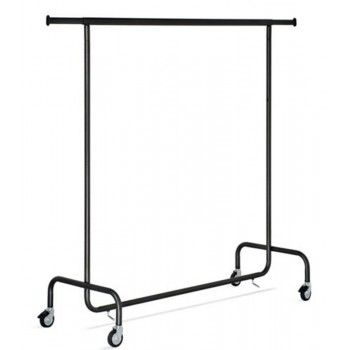 Fix garment rail charcoal...