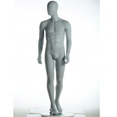 Mannequin vitrine homme abstrait ma54