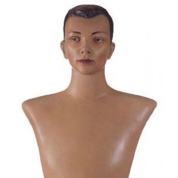 Rétro mannequin homme : Buste vintage garcon retro 4