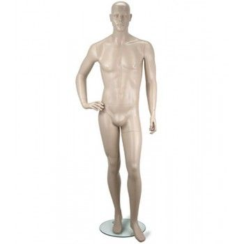 Man mannequin stylized y653/2 - Display mannequins male stylised