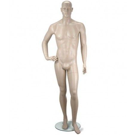 Stylisé mannequin homme y653/2 - Mannequin homme stylisé
