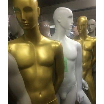 Used male window mannequins i