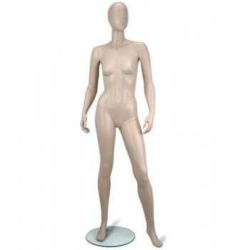 Abstract Female Mannequin y626 - Display mannequins abstract female