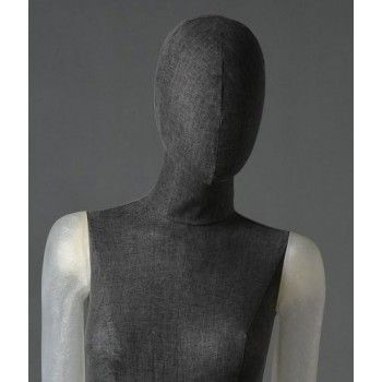 Mannequin vitrine femme cltd12 transparent