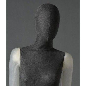 Woman mannequin clt12 translucent