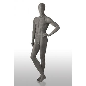 Mannequin vitrine abstrait pm02