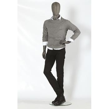 Mannequin homme abstrait - Mannequin vitrine abstrait pm02