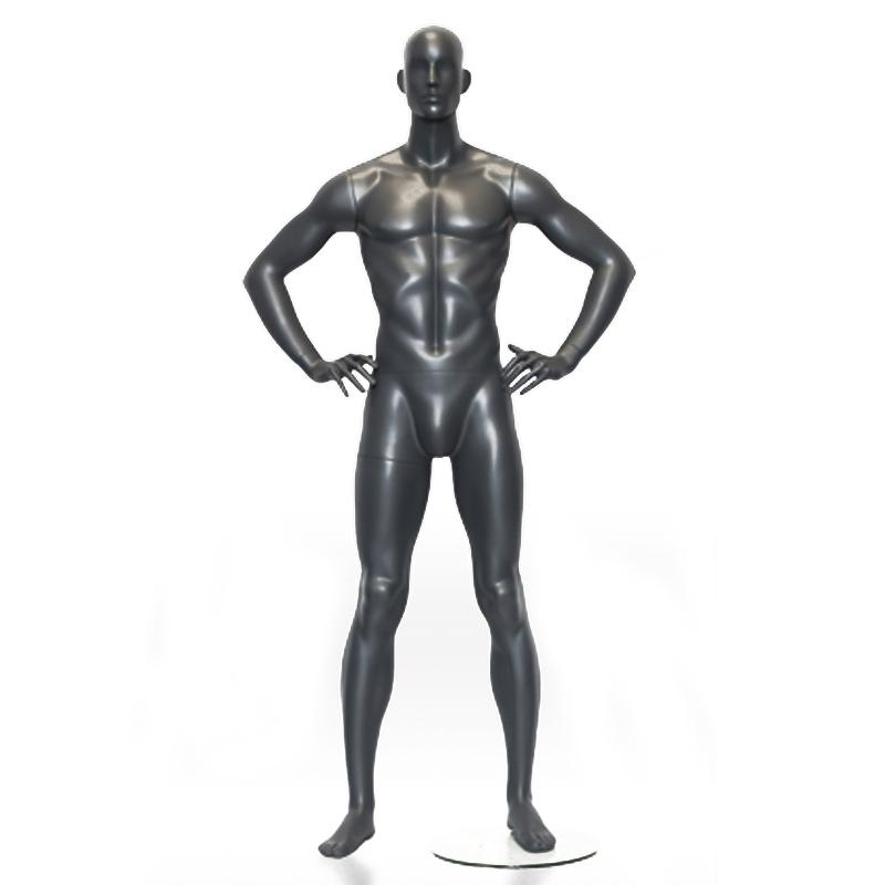 Mannequin vitrine homme fitness fx06