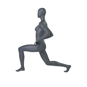 Mannequin femme sport squat SPL-12