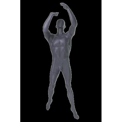 Mannequin homme sport WM14