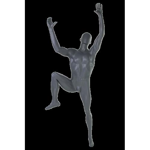 Mannequin homme sport escalade WM20