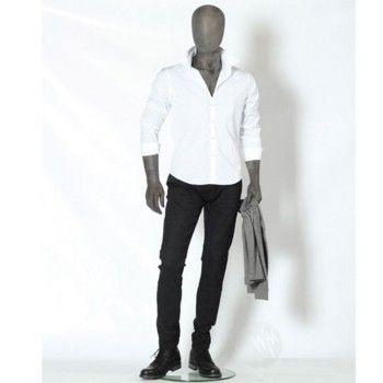Mannequin homme abstrait - Mannequin vitrine abstrait pm05