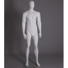 Maniquí masculino abstracto dis876s-401