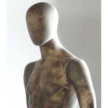 Mannequin vitrine abstrait pm04