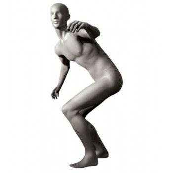 Snowboader male mannequin ws26