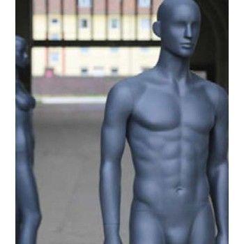 Mannequin vitrine sport homme ws06